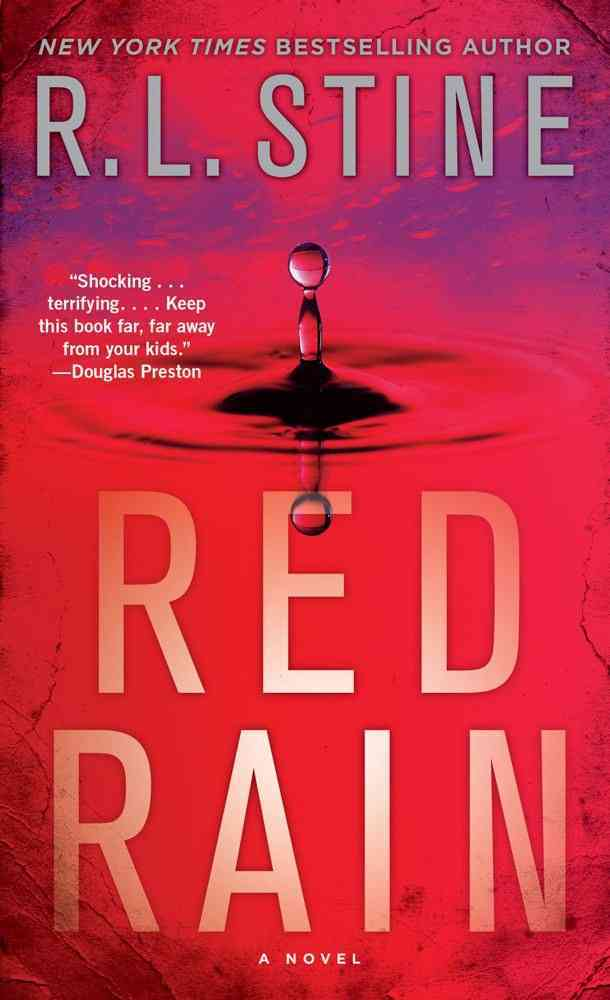 Red Rain By Stine, R. L.